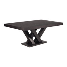 Madero Dining Table, Espresso, 71""