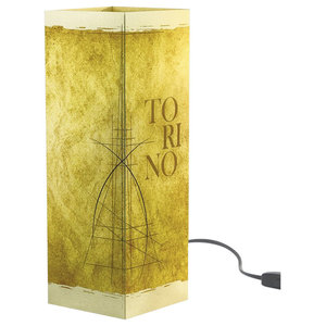City Paper Table Lamp, Turin