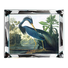 "Brookpace Lascelles - ""Tropical Birds II"" Framed Print, 46x56 cm - Prints & Posters"