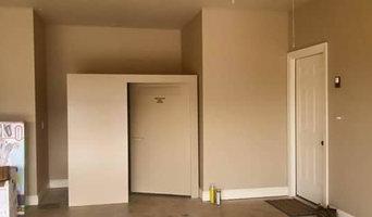 Custom built 4x6 Safe Room