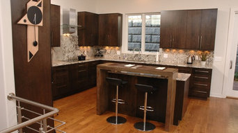 Contemporary Maple Kitchen
