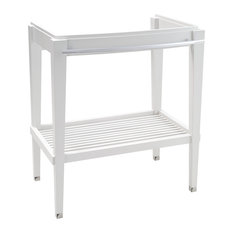 American Standard 30 Inch Washstand for Townsend Sinks, White