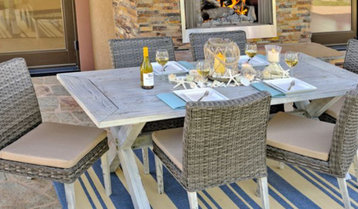 Outdoor Preview: Outdoor Dining Furniture