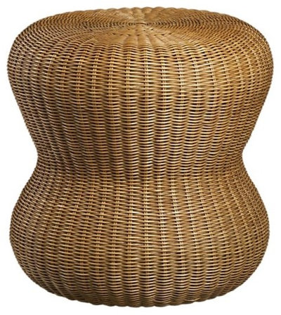Eclectic Footstools And Ottomans by Crate&Barrel