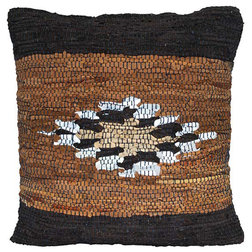 Contemporary Decorative Pillows by PlushRugs