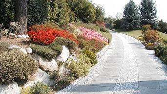 Realizzazione giardino per Simona