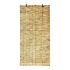 "Natural design house - Reed Blind Natural Design, 30x72"" - Roller Shades"