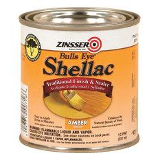 Rust-Oleum 3 lbs. Amber Shellac 0716