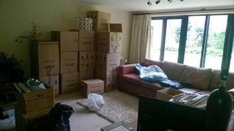 Unpacking after a Home Move Project
