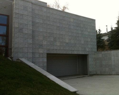 Exterior Concrete Cladding