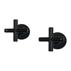- Round Jumper Valve Wall Top Assembly Taps SKU: MW08 - Bathtub and Shower Tap Sets