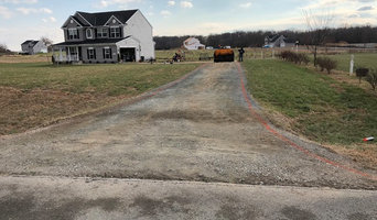 driveway resurface  existing