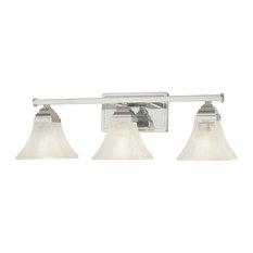 Minka-Lavery 4783-77 3 Light Bath Conspire Chrome