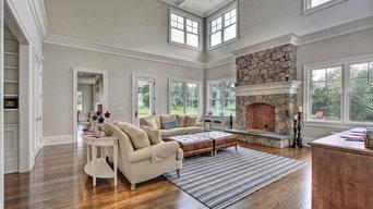 Stone Fireplaces to Love Every Season