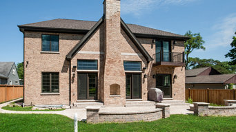 Exquisite French Provincial Custom Home, Glenview, IL
