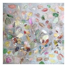 """Leaves of Sandy"" Painting by Lynne Pell"