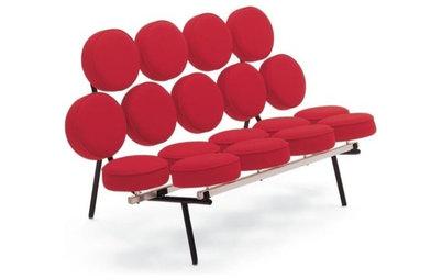 Modern Icon: George Nelson's Marshmallow Sofa