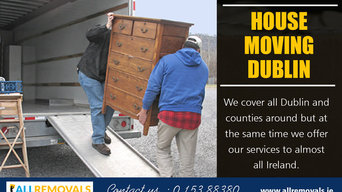 House moving dublin