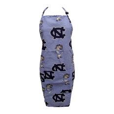 North Carolina Tar Heels Apron with Pocket