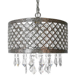 Traditional Chandeliers by River of Goods