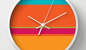 Umbelas Wall Clocks