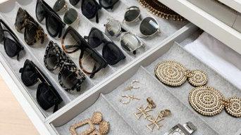 Organisation dressing femme