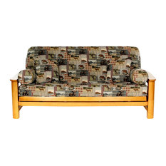 Lifestyle Covers Wild Patch Futon Cover