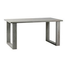 Skandi Nordic Fixed Dining Table, Large