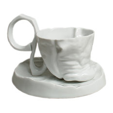 Sus Bonus Cup with Saucer