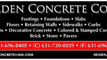 Selden Concrete Corp.