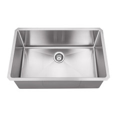 16 Gauge Fabricated Kitchen Sink HMS200