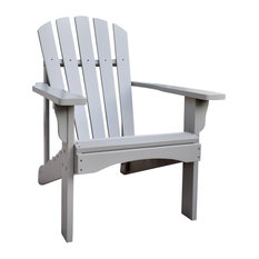 Residence   Plymouth Adirondack Chair, Pebble   Adirondack Chairs
