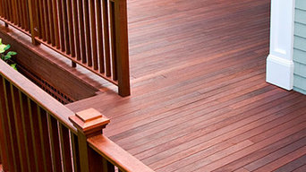 6 Top Tropical Decking Woods