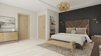 FALLAH'S MASTER BEDROOM