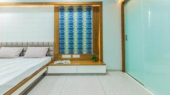 Apartment Design By Krutam Design studio