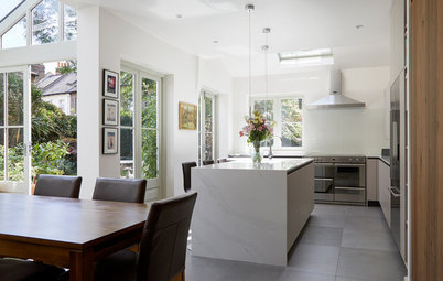 Kitchen Tour: A Minimal Design but Maximum Storage for Keen Cooks
