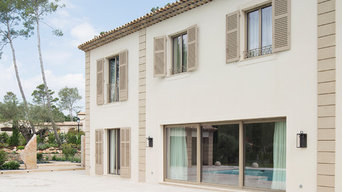 Total home project in Provence - France