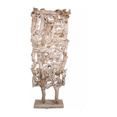 Mulberry Root decoration,Brown