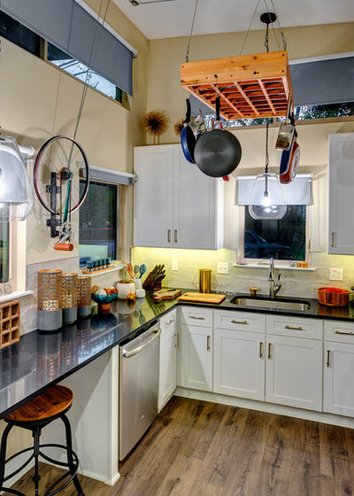 Houzz Tour: This Rock Musician's Tiny Home Gets Loud