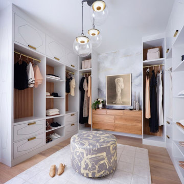 Her Dressing Room by K Interiors - SF Decorator Showcase 2020