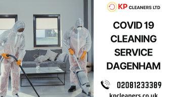 COVID 19 Cleaning Service near Dagenham in London