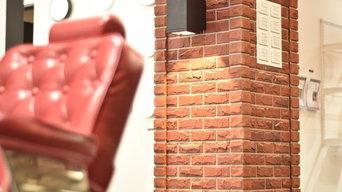 Artificial Brick Panel - Tudor Brick Series - Kensington