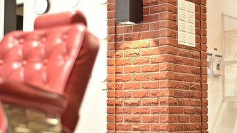 Artificial Brick Panel - Tudor Brick Series - Kensington
