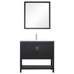 Transitional Bathroom Vanities And Sink Consoles by Blossom Kitchen & Bath Supply