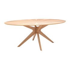 4f357e3f6382 50 Most Popular Midcentury Modern Pedestal Dining Room Tables for ...