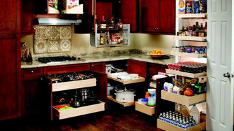 Glide-Out Shelves for Every Area of Your Kitchen