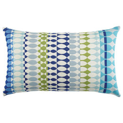 Contemporary Outdoor Cushions And Pillows by Elaine Smith