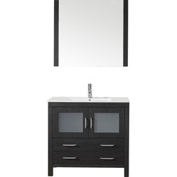 Beautiful Contemporary Bathroom Vanities And Sink Consoles by Virtu Usa Inc