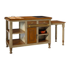 French Heritage   French Heritage Maison Gourmet Kitchen Island   Kitchen  Islands And Kitchen Carts