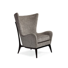 What's New Pussycat? Mid Century Wingback Chair